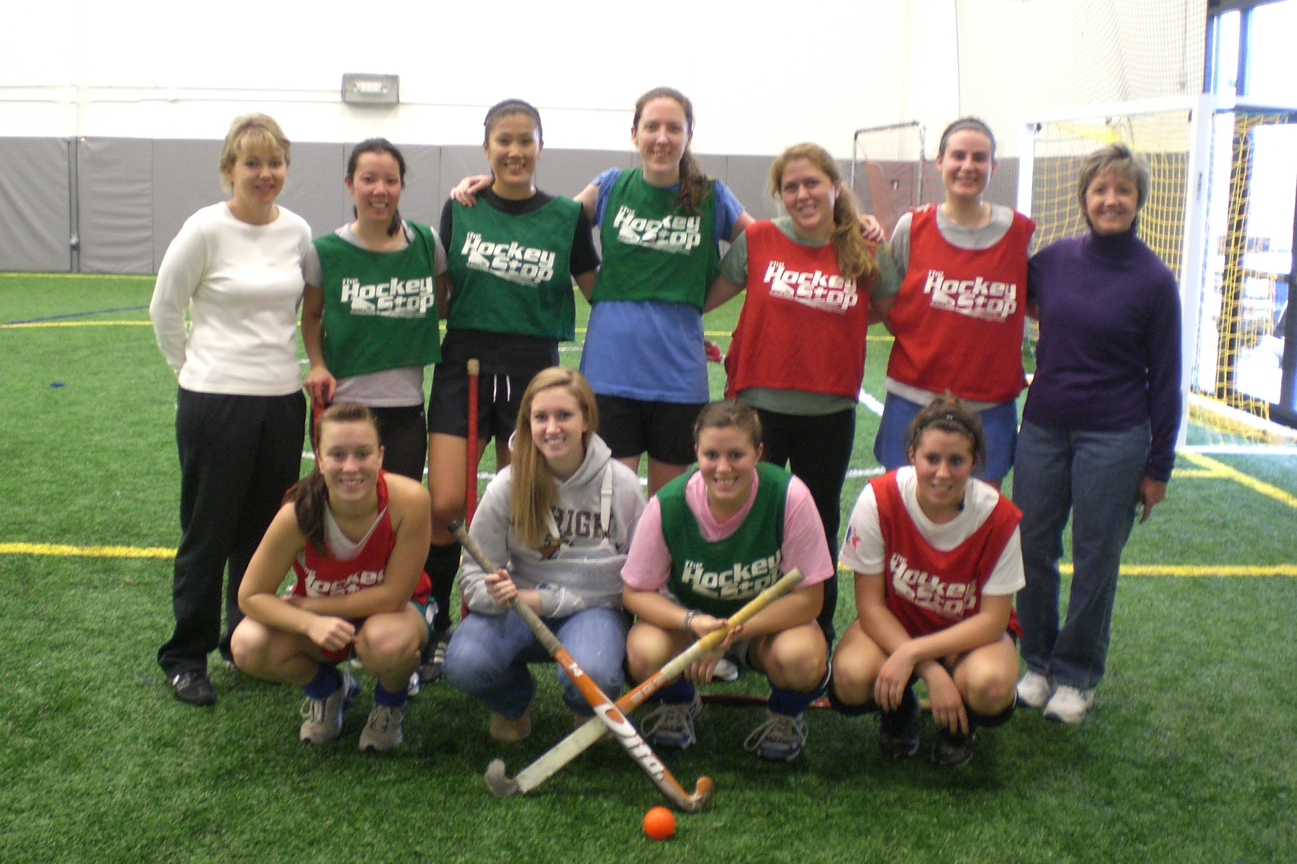 1st Alumnae Game in Dec 2008